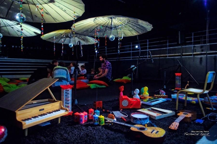 Atelier musical parents enfants