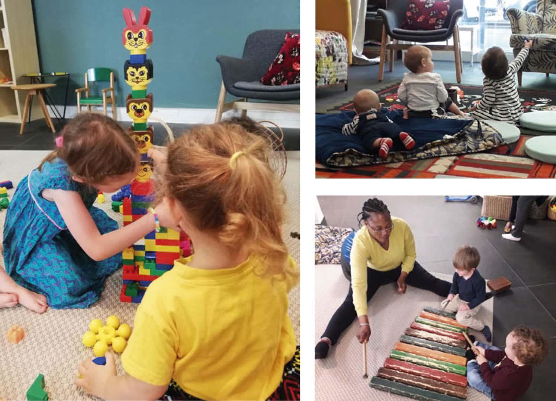 Ateliers L'Oasis des Familles